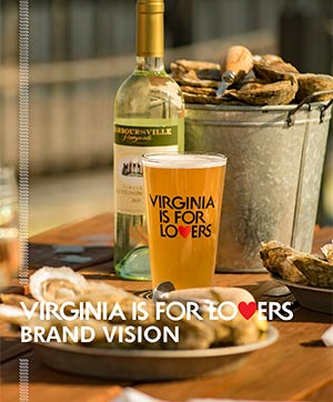 Virginia is for lovers brand vision
