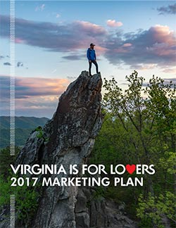 2017 Virginia is for Lovers Marketing Plan