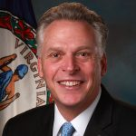 Governor Terence R. McAuliffe