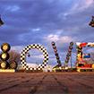 Love at Richmond Raceway