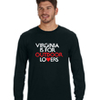 Virginia is for Outdoor Lovers Long Sleeve T-shirt