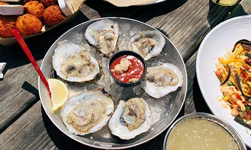 November is Oyster Month