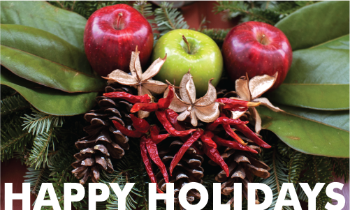 Happy Holidays from VTC