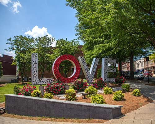 LOVEwork in Culpeper